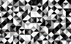 Black & White Cubes