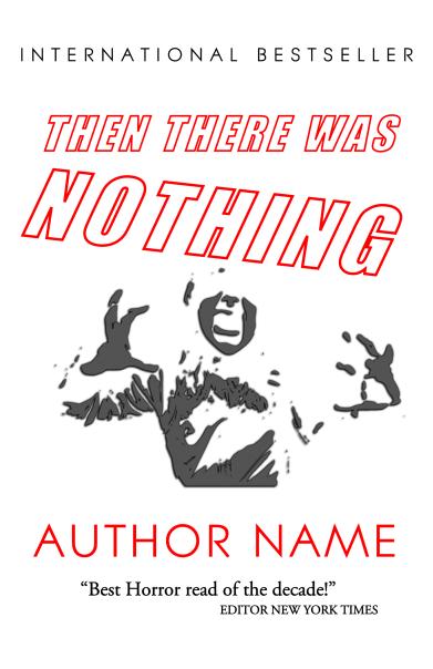 Horror Book Cover 1