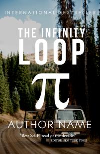 Sci-Fi Book Cover 2