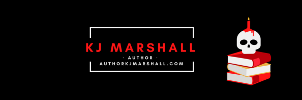KJ Marshall Author Banner Twitter 1500 x 500