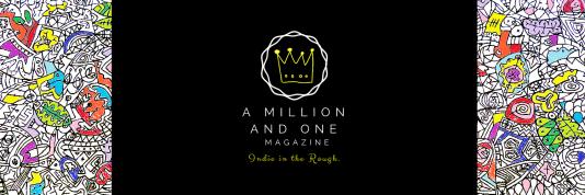 Million and One Magazine Twitter Banner
