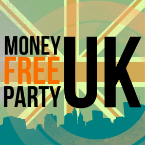 Money Free UK - Aqua Orange