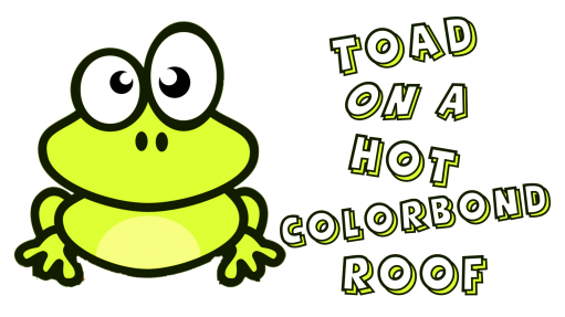 1toad-colorbond