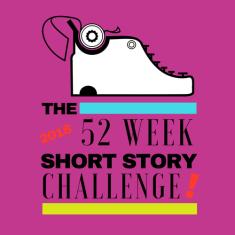 The 52 Week Short Story Challenge 2018 PR
